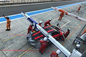 #34 Modulo Drago Corse Honda NSX GT3: Ryo Michigami, Hiroki Otsu