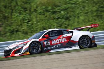 #10 Honda Team MOTUL Honda NSX GT3: Naoki Yamamoto, Hideki Muto, Daisuke Nakajima