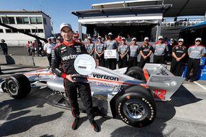 Pole para Will Power, Team Penske Chevrolet