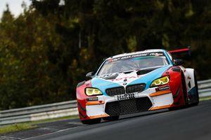 #36 Walkenhorst Motorsport BMW M6 GT3: David Pittard, Andreas Ziegler, Rudi Adams