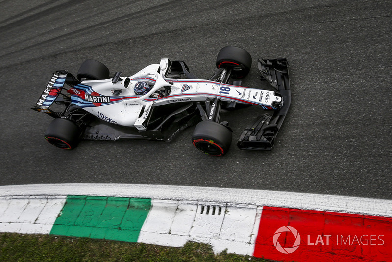Stroll salvó el honor de Williams