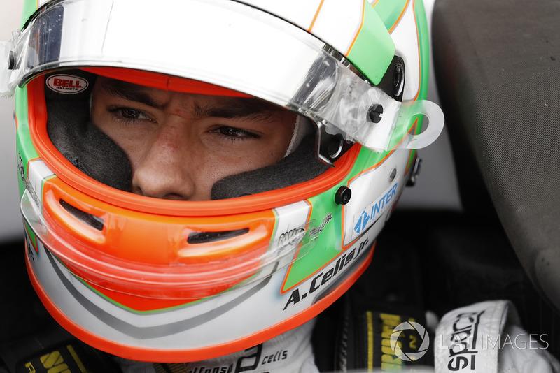 Alfonso Celis, Jr., Juncos Racing Chevrolet