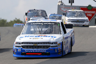 Spencer Gallagher, GMS Racing, Chevrolet Silverado Allegiant