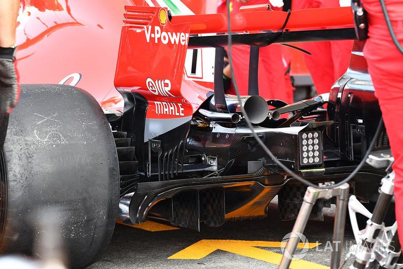 F1-es technikai képgaléria - Belga Nagydíj - csütörtök - F1 2018