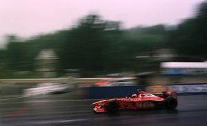 Хайнц-Харальд Френтцен, Williams FW20