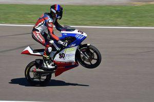 Edoardo Sintoni, Pro Racing