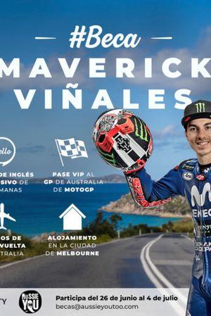 Beca Maverick Viñales