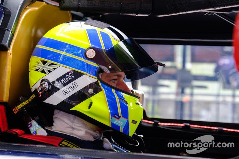 #3 United Autosports Ligier JS P3 - Nissan: Anthony Wells, Garett Grist, Matthew Bell