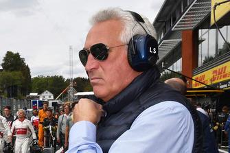 Lawrence Stroll, Racing Point Force India F1 Teameigenaar op de grid