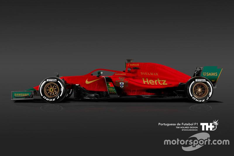 F1 Team Portugal