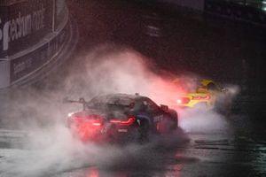 #3 Corvette Racing Corvette C8.R, GTLM: Antonio Garcia, Jordan Taylor, #24 BMW Team RLL BMW M8 GTE, GTLM: John Edwards, Jesse Krohn