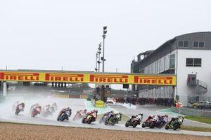 Start der Superbike-WM 2020 in Magny-Cours: Jonathan Rea, Kawasaki Racing Team, führt