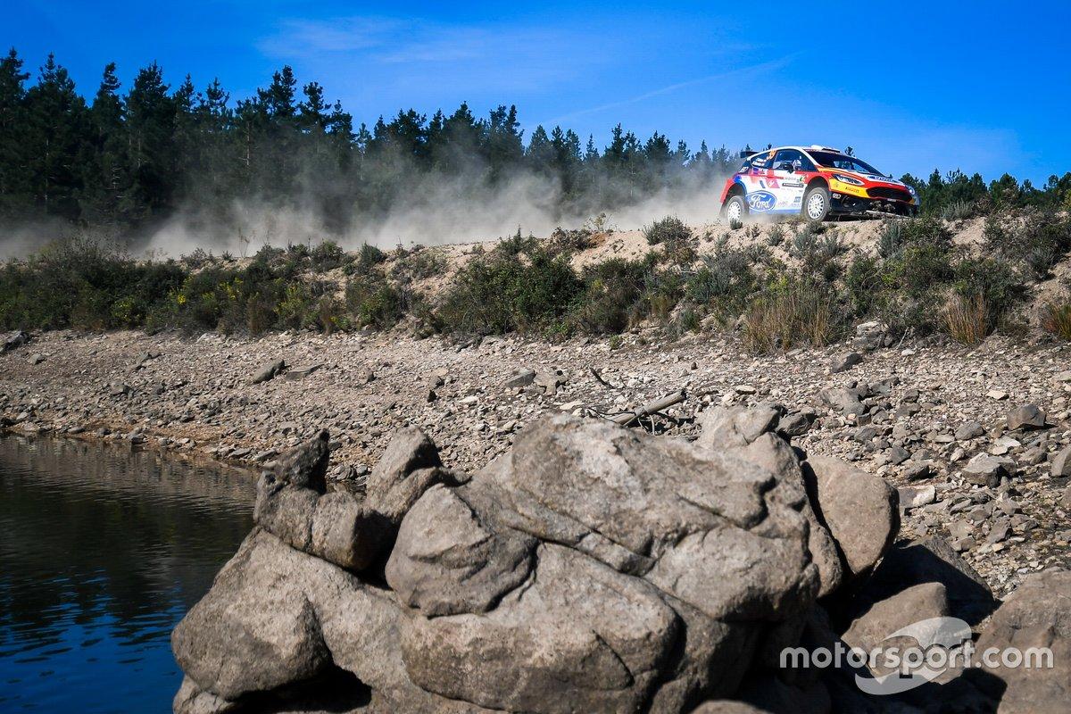 Jan Solans, Mauro Barreiro, Ford Fiesta R5