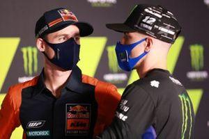 Pol Espargaro, Red Bull KTM Factory Racing, Maverick Vinales, Yamaha Factory Racing