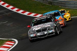 #707 BMW 325i: Florian Quante, Oliver Frisse, Maximilian Hackländer
