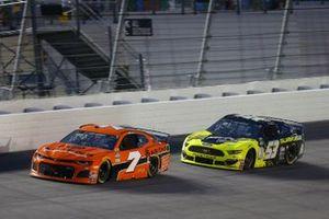 Josh Bilicki, Tommy Baldwin Racing, Chevrolet Camaro Ariens, Joey Gase, Rick Ware Racing, Ford Mustang Sparks