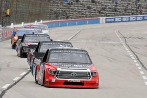 Derek Kraus, McAnally Hilgemann Racing, Toyota Tundra SHOCKWAVE/ENEOS