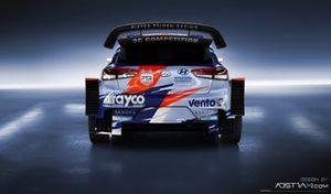 Pieter Tsjoen, Eddy Chevaillier, Hyundai i20 Coupe WRC