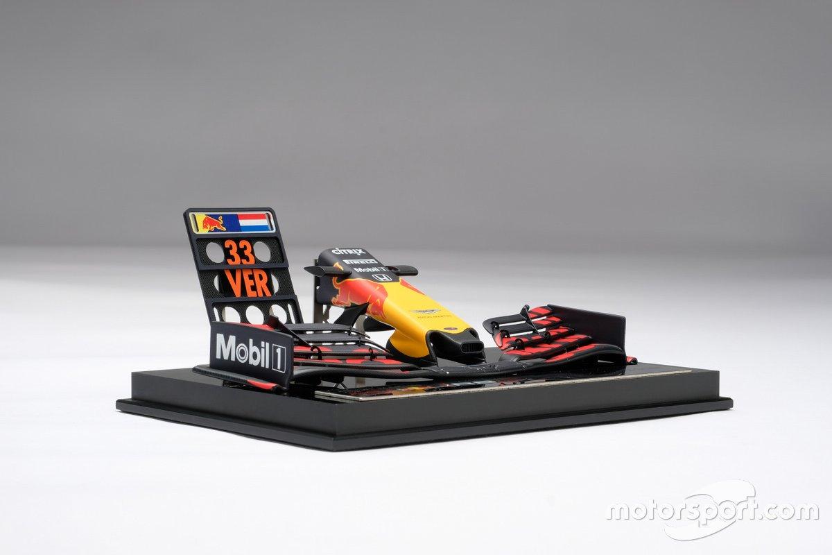Amalgam RB15 neus schaal 1:12, Max Verstappen