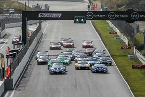 Start der GT-World-Challenge Sprint 2020 in Zandvoort