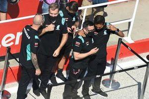 Petronas Sprinta Racing team