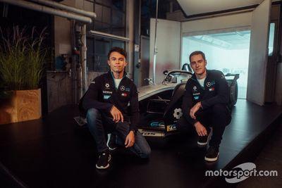 Lanzamiento del equipo Mercedes-Benz EQ Formula E