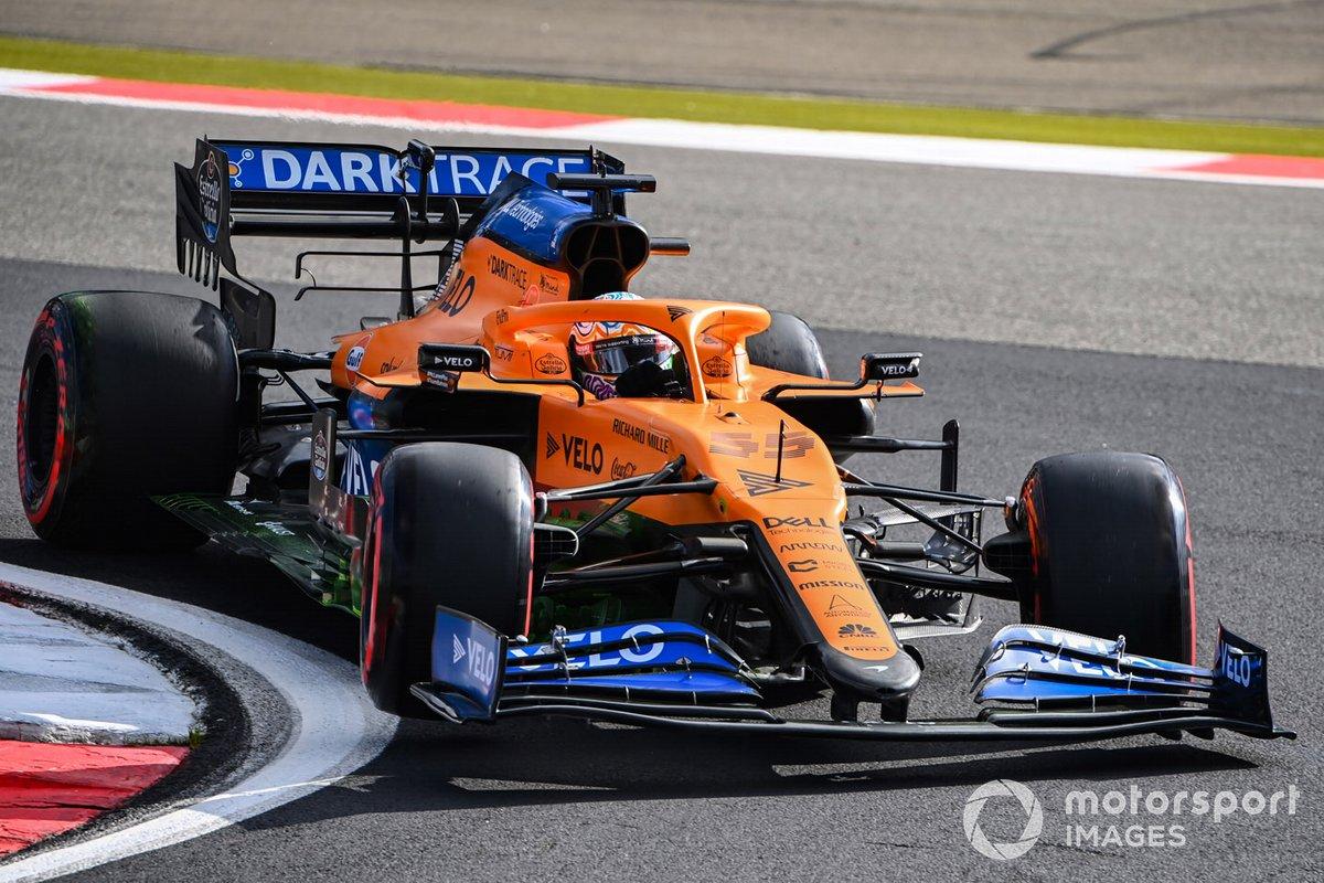 Карлос Сайнс, McLaren MCL35