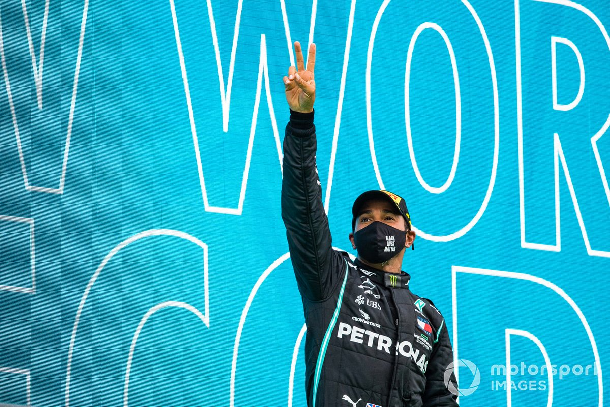Lewis Hamilton, 9 puan
