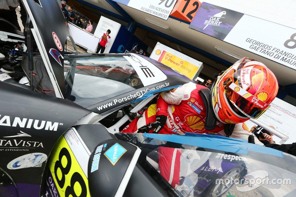 Gaetano di Mauro na Porsche Endurance Series