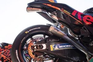 Red Bull KTM Factory Racing exhausts detail