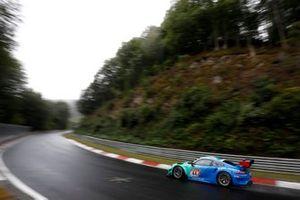 #44 Porsche 911 GT3 R, Falken Motorsports: Klaus Bachler, Martin Ragginger, Peter Drumbreck, Sven Müller