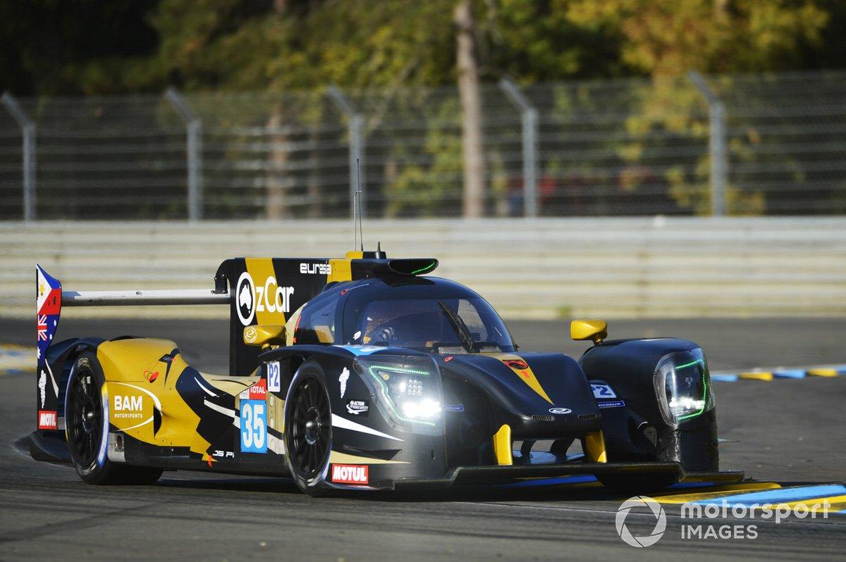 #35 Eurasia Motorsport Ligier JSP217 - Gibson: Nobuya Yamanaka, Nick Foster, Roberto Merhi