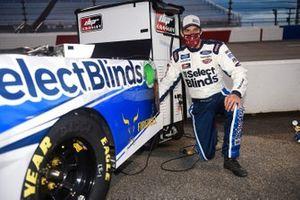 David Ragan, DGR-Crosley Ford F-150 Select Blinds