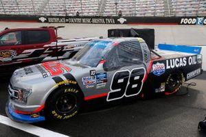 Grant Enfinger, ThorSport Racing, Ford F-150 ADS/Lucas Oil