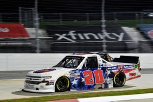 #20: Spencer Boyd, Young's Motorsports, Chevrolet Silverado Plan B Sales