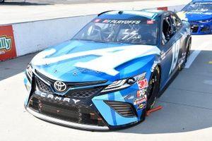 Martin Truex Jr., Joe Gibbs Racing, Toyota Camry Auto-Owners Insurance