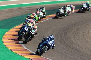 Bahattin Sofuoglu, Biblion Motoxracing Yamaha WorldSSP300, Jeffrey Buis, MTM Kawasaki Motoport