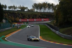 #87 AKKA ASP Mercedes-AMG GT3: Jean-Luc Beaubelique, Fabien Barthez, Thomas Drouet, Jim Pla