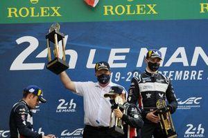 #22 United Autosports Oreca 07 Gibson: Philip Hanson, Filipe Albuquerque, Paul di Resta