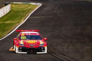 Ricardo Zonta no treino classificatório para a etapa de Londrina da Stock Car