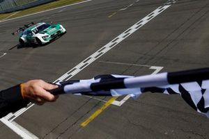 Ganador Nico Müller, Audi Sport Team Abt Sportsline, Audi RS 5 DTM