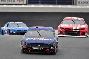 Chris Buescher, Roush Fenway Racing, Ford Mustang Fastenal, Brennan Poole, Premium Motorsports, Chevrolet Camaro