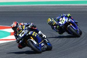 Loris Baz, Althea Racing, Sandro Cortese, GRT Yamaha WorldSBK