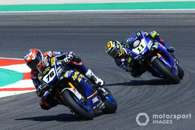 Loris Baz, Althea Racing, Sandro Cortese, GRT Yamaha WorldSBK