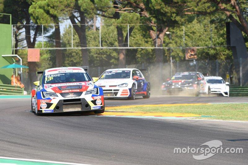 Giuseppe Montalbano, Riccardo Ruberti, BF Motorsport, Cupra TCR