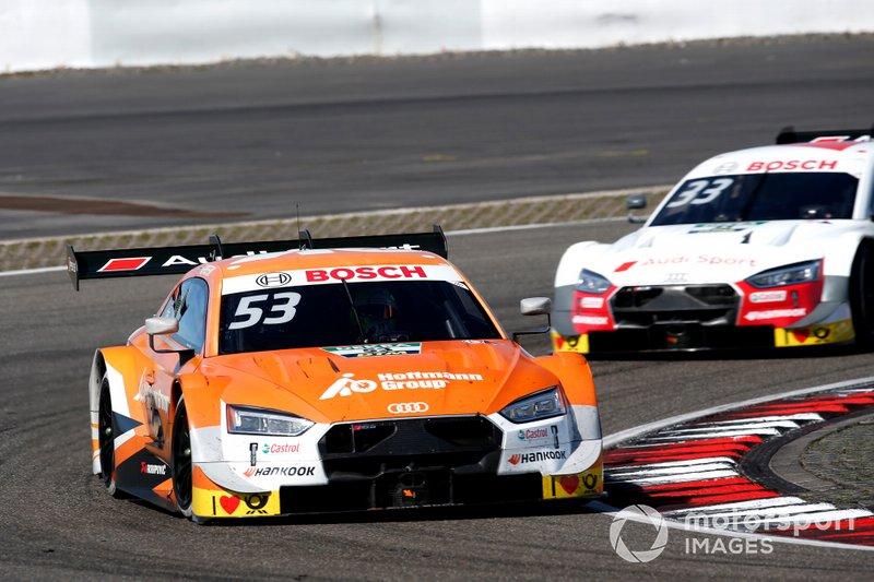 DTM. Победитель серии в командном зачете – Audi Sport Team Rosberg