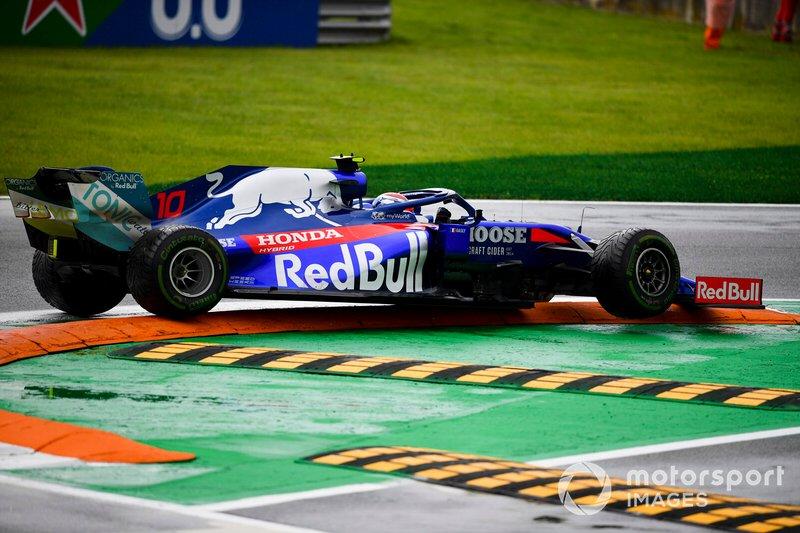 11 - Pierre Gasly, Toro Rosso STR14