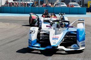 Alexander Sims, BMW I Andretti Motorsports, BMW iFE.18 Daniel Abt, Audi Sport ABT Schaeffler, Audi e-tron FE05