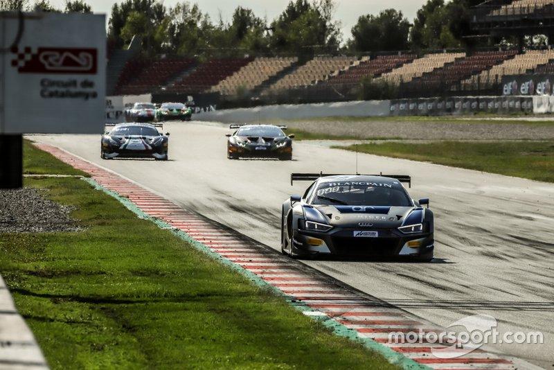 #55 Attempto Racing Audi R8 LMS GT3 Evo: Mattia Drudi, Steijns Schothorst, Pieter Schothorst