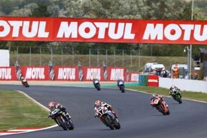 Loris Baz, Althea Racing, Tom Sykes, BMW Motorrad WorldSBK Team